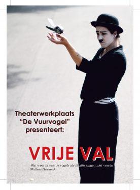 Voorkant Flyer VRIJE VAL - okt 2017
